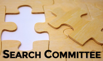 April 30 - Who is on the Search Committee?
